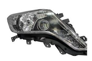 Toyota Prado Передняя оптика standart-LED (2013-2017, 2 шт) Без AFR адаптации / Передние фары Тойота Ленд