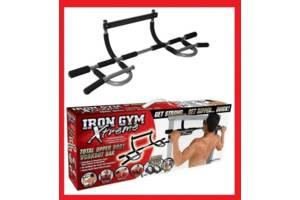 Нові Турніки, бруси Iron Gym