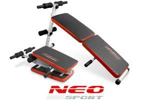 Новые Скамьи Neo Sport