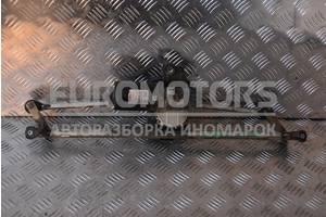 Моторчик стеклоочистителя передний Fiat Doblo 2000-2009 46804975