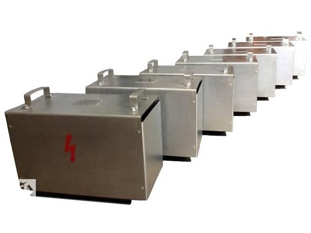 Трехфазный понижающий трансформатор ТСЗИ 10 кВА