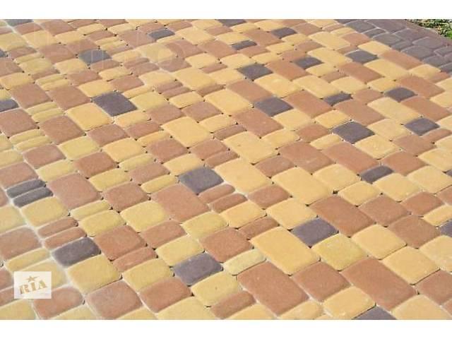 бу Тротуарная плитка Доставка плюс укладка, напрямую от производителя в Броварах