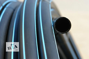 Трубы ПЭ(80,100) и фитинги для наружного водоснабжения