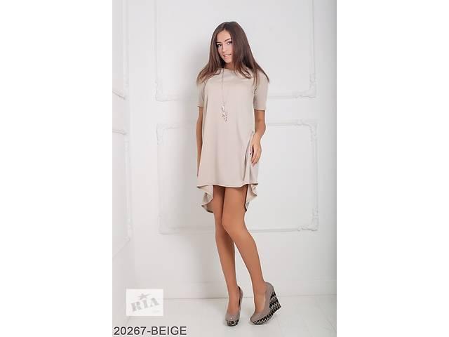 бу Трикотажное платье в Запорожье