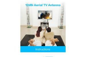 Новые Телевизионные антенны