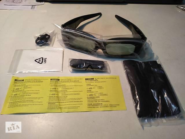 3D окуляри Sharp AN-3DG10- объявление о продаже  в Киеве
