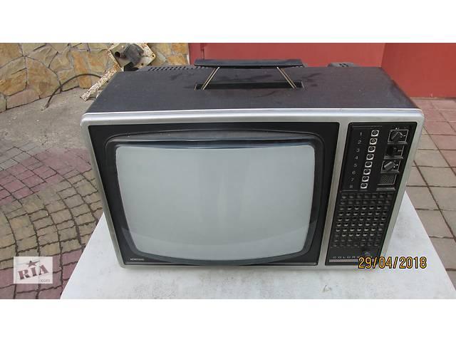 Цветной телевизор Koerting (Германия)- объявление о продаже  в Тернополе
