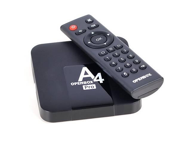 продам Мультимедийная смарт приставка Openbox A4 Lite SKL31-156248 бу в Одессе