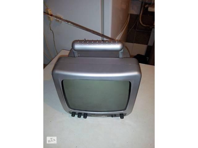 бу Телевизор Jinlipu 2401(черно-белый с радиоприемником FM/AM)+переглядDVD, T2. в Львове