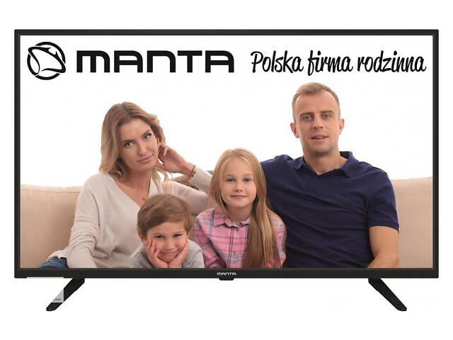 бу Телевизор Manta 40LFA19S (Full HD,Smart TV, Wi-Fi, Dolby Digital Plus 2x8Вт, DVB-C/T2) в Луцке