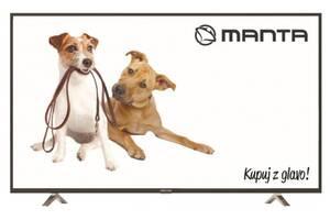 Телевизор Manta 49LUS79T (UltraHD 4K, Smart, Linux, 2х8Вт , DVB-C/T2)