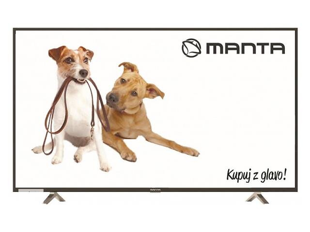 Телевизор Manta 49LUS79T (UltraHD 4K, Smart, Linux, 2х8Вт , DVB-C/T2)- объявление о продаже  в Луцке