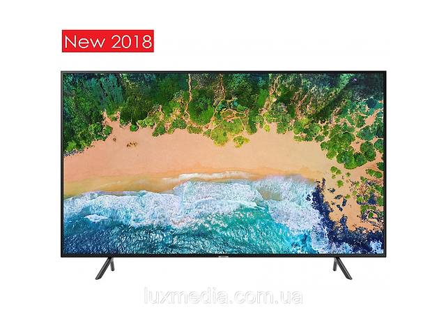 купить бу Телевізор Samsung UE55NU8002 (4K UHD Resolution, Picture Quality Index 2100, Flat Panel, Tizen 4.0) в Луцьку