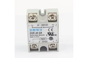 Твердотільне реле DMWD SSR-40DA