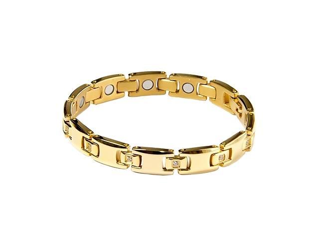 """купить бу Титановый магнитный браслет """"Gold"""" Tiens в Николаеве"""