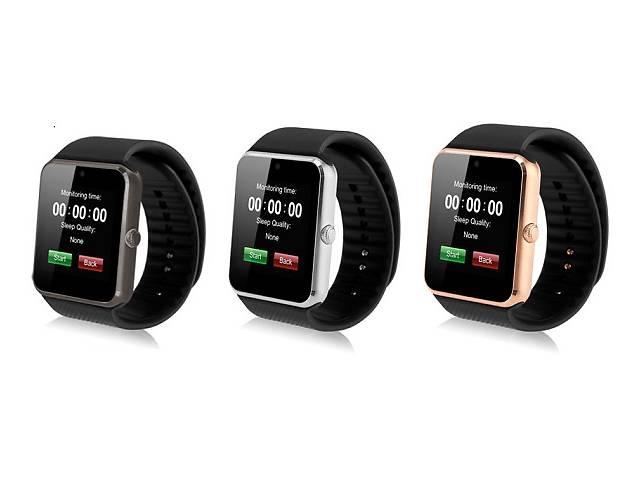 купить бу Розумні годинник телефон Smart Watch GT08S в Одесі