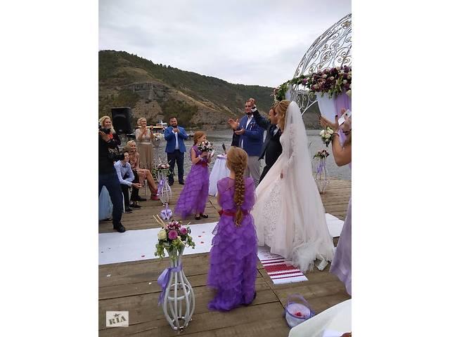 продам Уникальный свадебный роспись Магденко Русланы в Киеве ВИ бу  в Украине