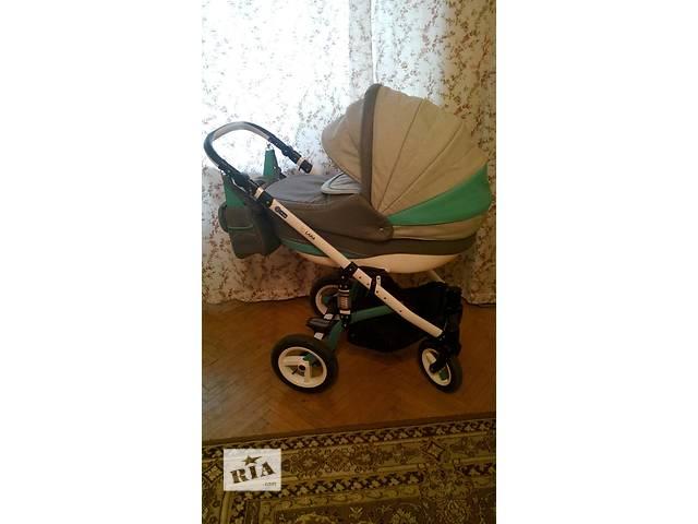продам Универсальная коляска 2в1 Adamex Lara Rainbow Collection Mint бу в Херсоне