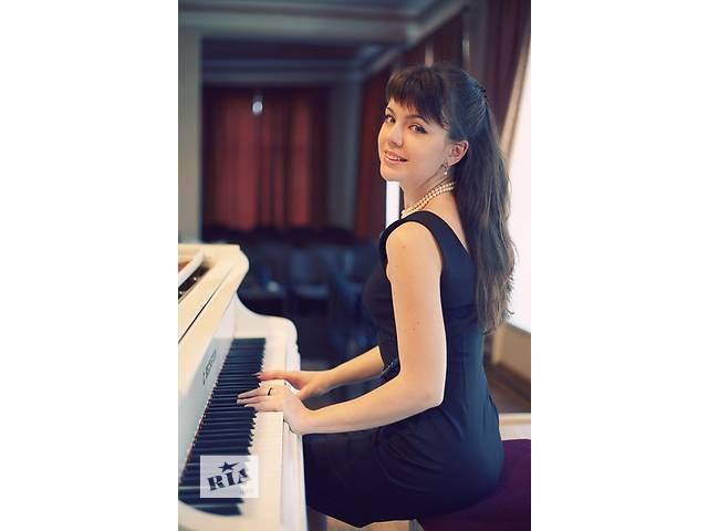 Уроки фортепиано и музыкальной теории, сольфеджио на дому и в Skype- объявление о продаже  в Харькове