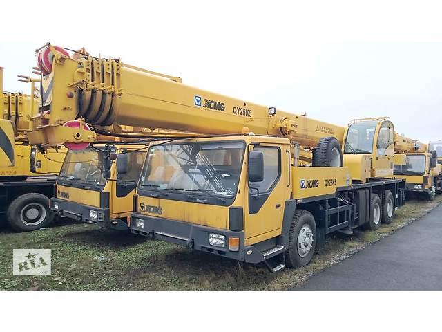 продам Услуги Автокрана XCMG QY25 K5 (25т, 47 м) бу  в Украине