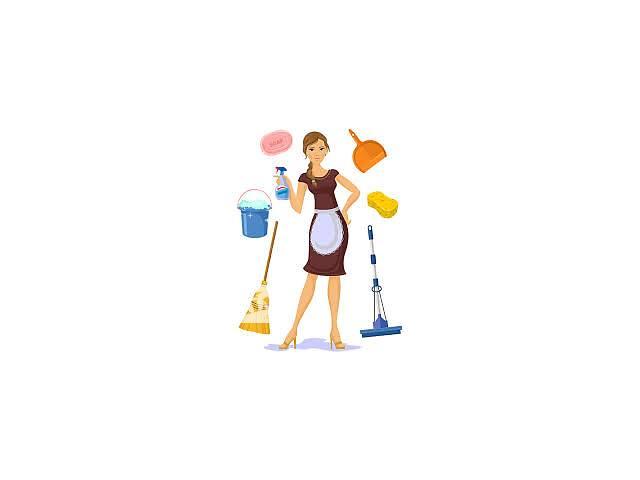 Услуги домработницы- объявление о продаже  в Николаеве
