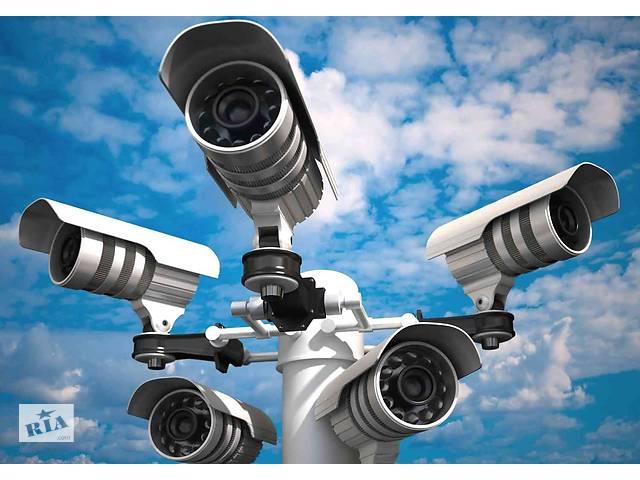 продам Установка видеонаблюдения бу  в Украине
