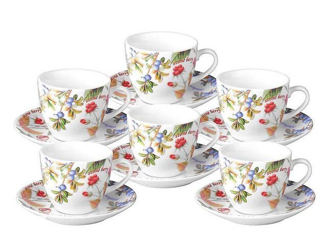 продам Чайный сервиз 12 пр Лесные ягоды 24-198-045 бу в Киеве