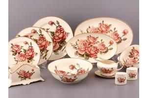 Столовый сервиз Lefard Розы 28 предметов