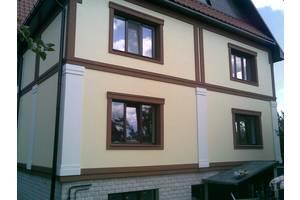 Утепление домов пенопластом и минеральной ватой
