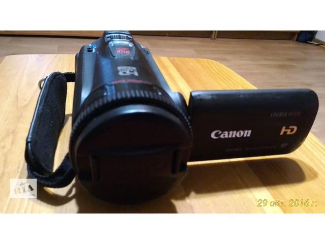 продам Canon Legria HFG10 +CANON LEGRIA FS306. В хорошем состояние,без зарядного. бу в Северодонецке