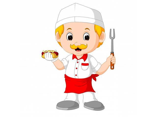 Повар,помощник повара