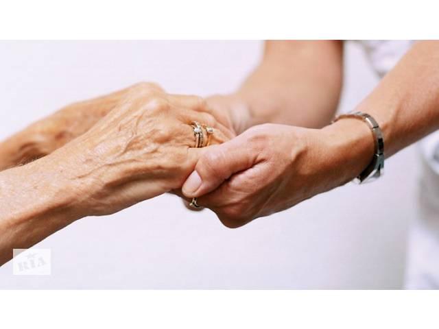 Ищу Сиделку для Пожилой Женщины после Инсульта