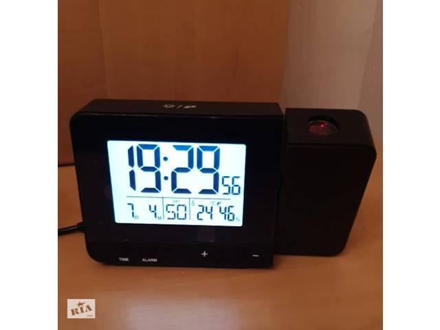 купить бу Часы Проекционные Цифровые в Киеве