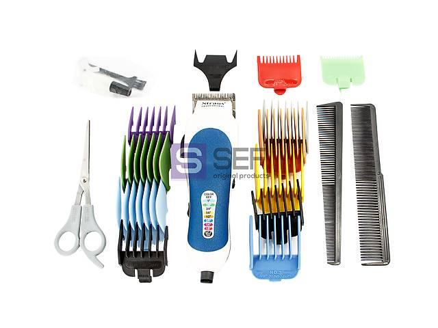 Качественная машинка для стрижки волос+12 насадок/мощное устройство- объявление о продаже  в Харькове