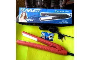 Нові Щипці для випрямлення волосся Scarlett