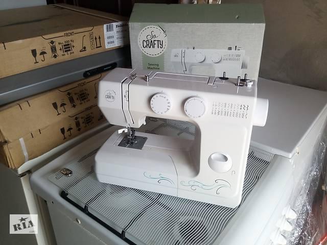 купить бу Швейна машинка нова з Германії в Кам'янці-Бузькій