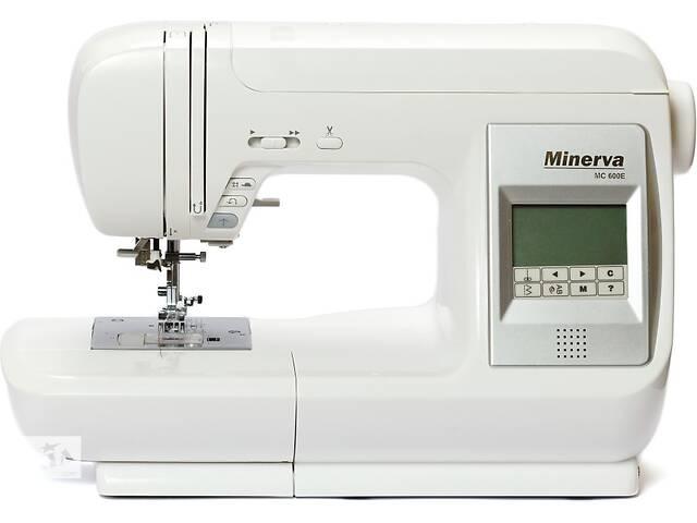 бу Швейная машина Minerva MC600E в Києві