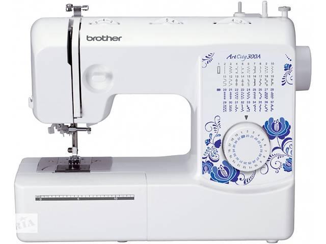 купить бу Швейная машинка Brother ArtCity 300A в Харькове