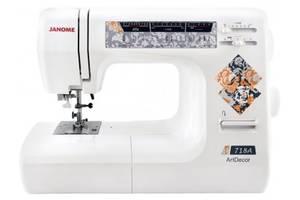 Нові Швейні машинки Janome