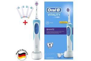 Нові Електричні зубні щітки Braun