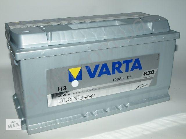 продам Varta  100 а/ч Silver Dynamic бу в Киеве