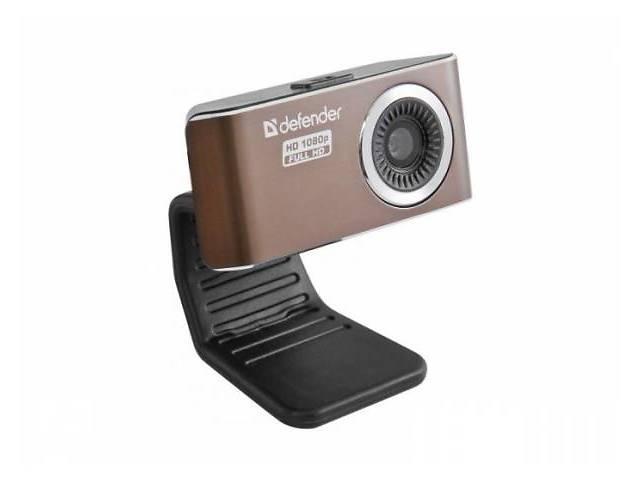 купить бу Веб-камера Defender G-lens C-2693 FullHD 1080p в Киеве