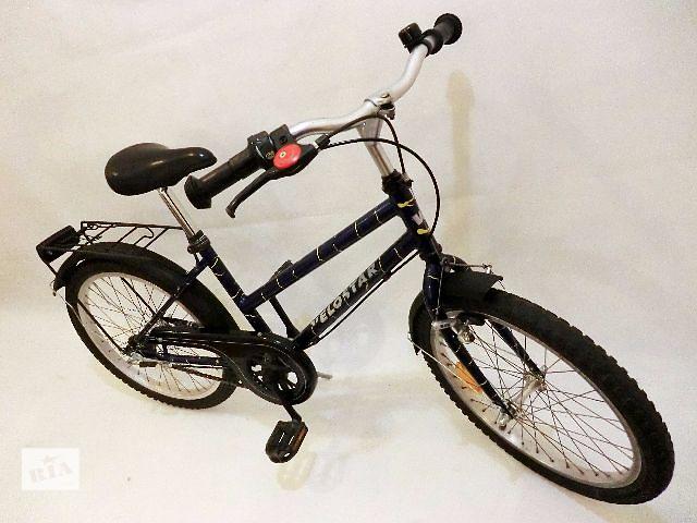 продам Велосипед детский планетарка Velostar из Германии бу бу в Мироновке (Киевской обл.)