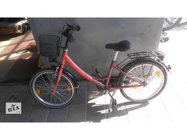 продам Велосипед детский Kiddy 100 бу в Львове