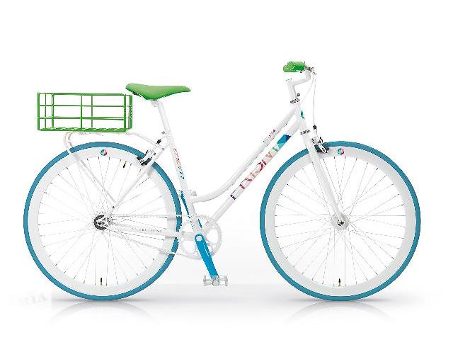 Велосипед женский городской Prisma MBM (Италия)- объявление о продаже  в Киеве