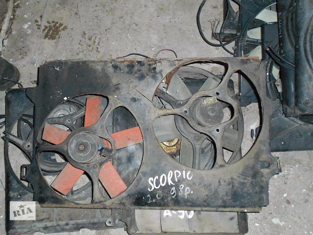 купить бу Вентилятор осн радіатора для Ford Scorpio, 2.0i, 1998p. в Львове