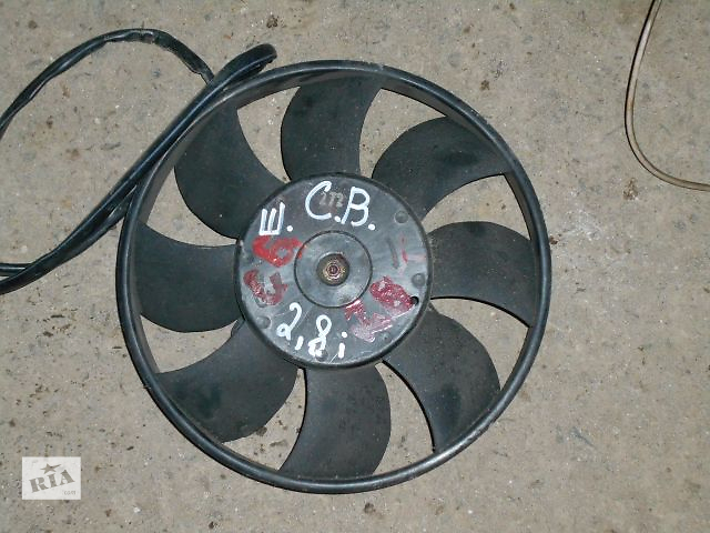 продам Вентилятор осн радіатора для  Skoda SuperB, 2.8i, 2003p. бу в Львове