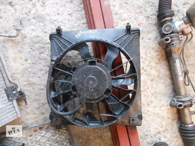 бу Вентилятор радиатора для Citroen Berlingo, 2000 в Львове