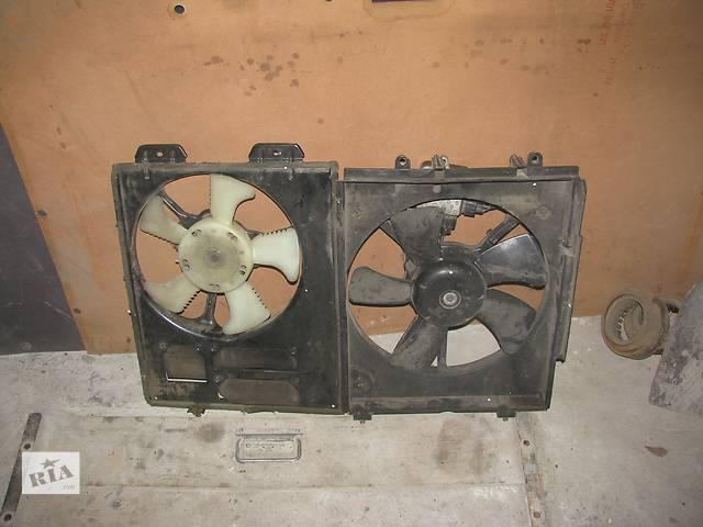 бу  Вентилятор осн радиатора для легкового авто Mitsubishi Outlander в Днепре (Днепропетровск)