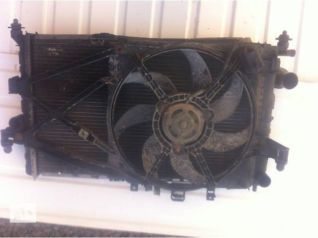 Вентилятор осн радиатора для легкового авто Opel Combo- объявление о продаже  в Луцке